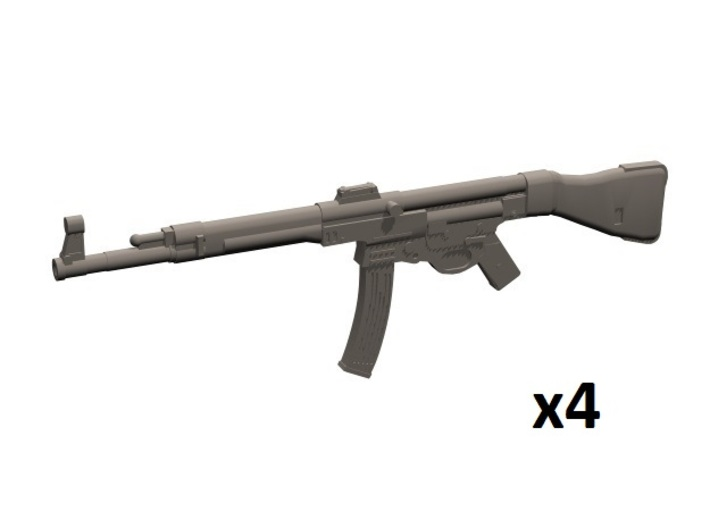 1/18 scale StG-44 3d printed