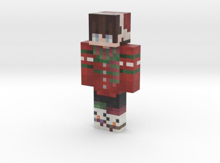 KrowZy_ | Minecraft toy 3d printed