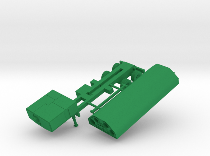 M-2042a1 GLCM TEL 3d printed