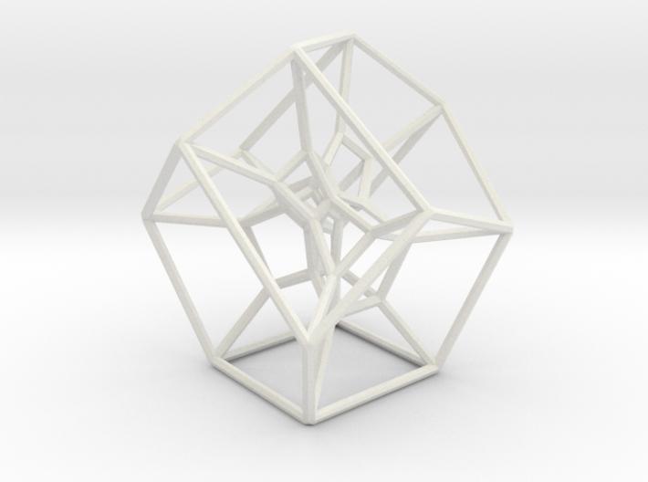 Associahedron K_6 3d printed