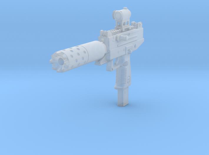 1/10th UZIPROtactical2 3d printed