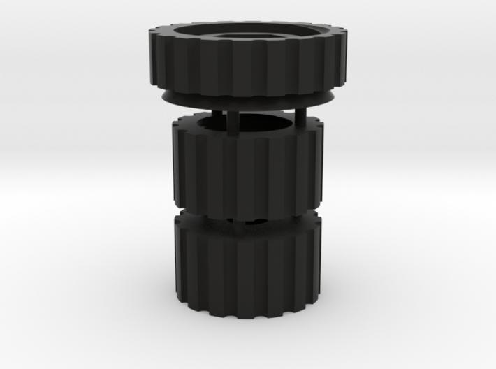 Thumbwheel Set (Part TWAAC) 3d printed