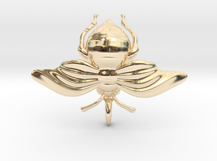 Bumblebee 3d printed