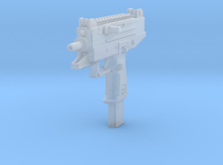1/6th ZIPROgun 3d printed