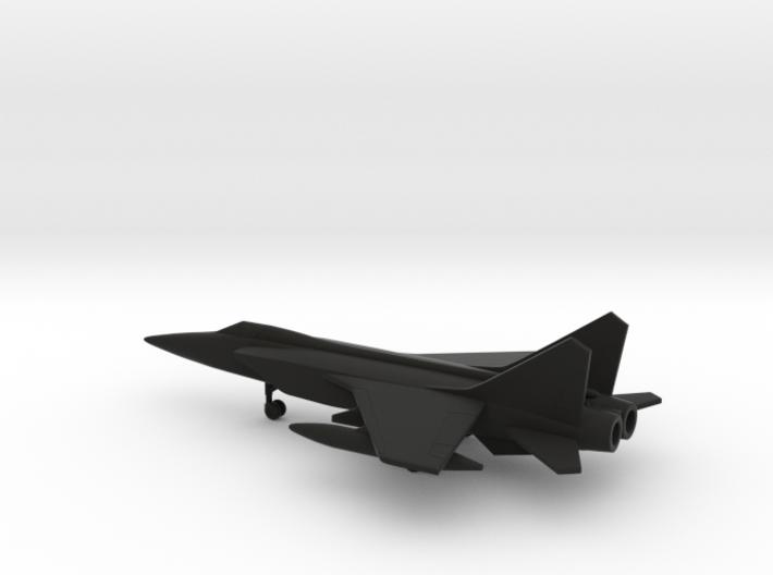MiG-31 Foxhound 3d printed
