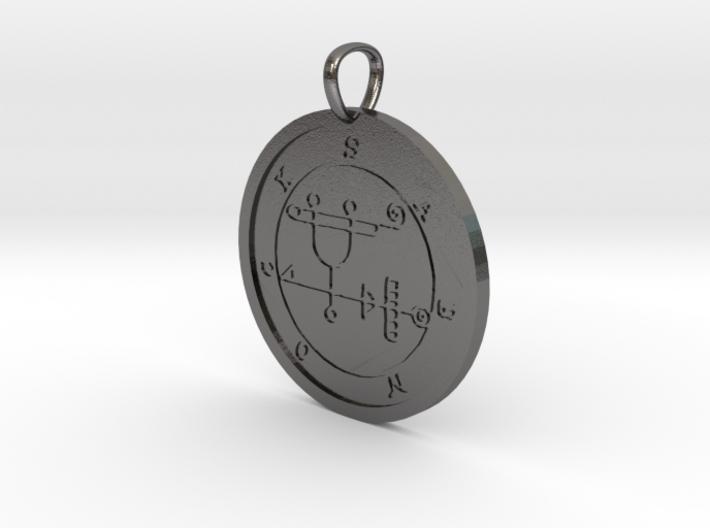 Sabnock Medallion 3d printed