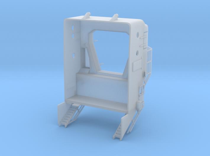 Superstructure 1/160 V63 fits Harbor Tug 3d printed