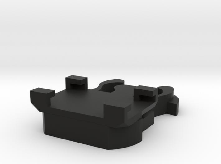 New! GoPro clip to Rexing V1P G3 & V1P Pro 3d printed