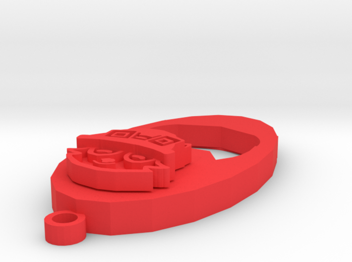 LoL Teemo Bottle Opener 3d printed