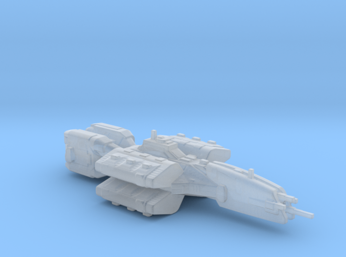 Weyland Yutani deep space transport cruiser 3d printed