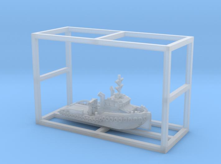 Coastal Ranger_1250_WL_V1 3d printed