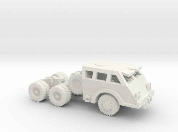 1/87 Scale M25 Dragon Wagon 3d printed
