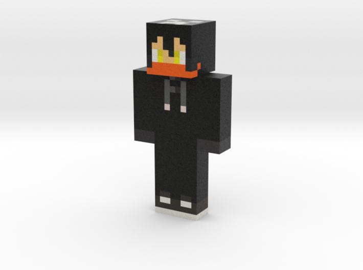 (1) | Minecraft toy 3d printed