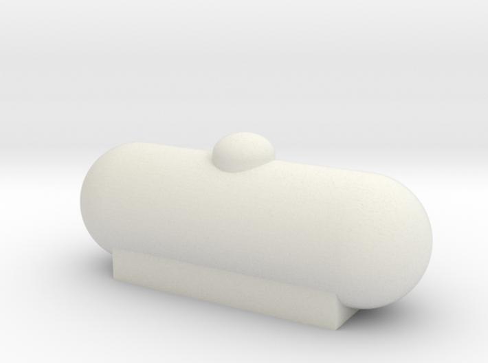 Propane Tank-1 (1 ea.) 3d printed Part # PT-001