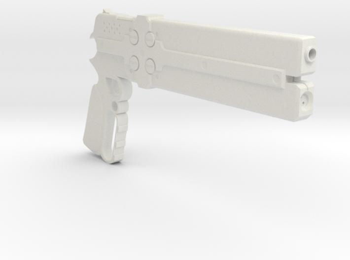 1/3rd Scale Cerberus Gun 3d printed
