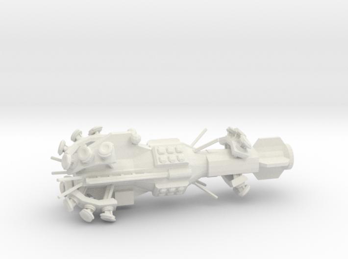 Digitorium Cruiser 3d printed