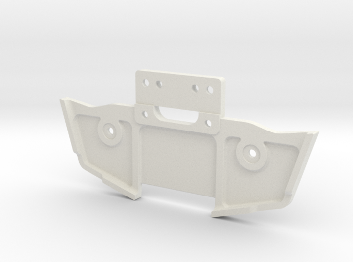 Enzo - Parechoc & support carrosserie 3d printed