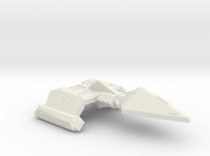 3125 Scale Neo-Tholian Heavy Destroyer SRZ 3d printed