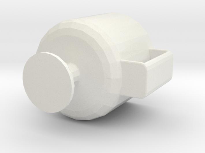 Handle goblet 3d printed