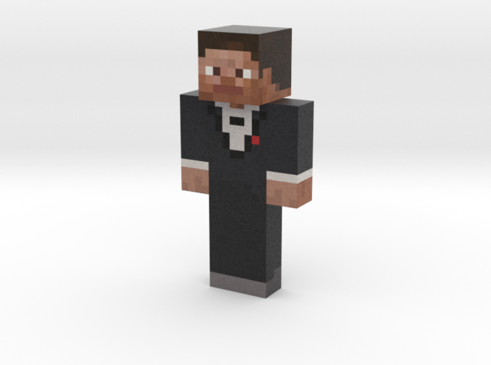 theavatar1213 | Minecraft toy 3d printed