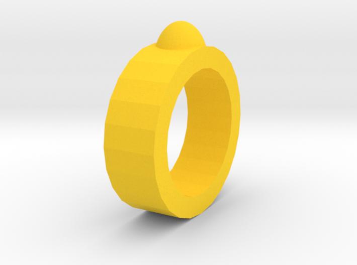 Massage ring 3d printed