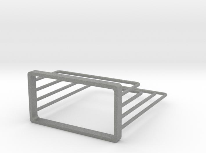 Chopping rack 3d printed