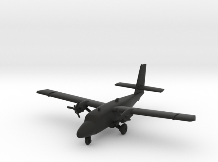 de Havilland Canada DHC-6 Twin Otter 3d printed