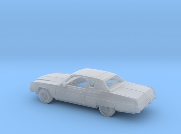1/87 1975-78 Chrysler Newport St Regis Coupe Kit 3d printed