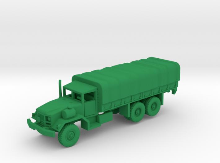 M814 Truck w-Tarp 3d printed
