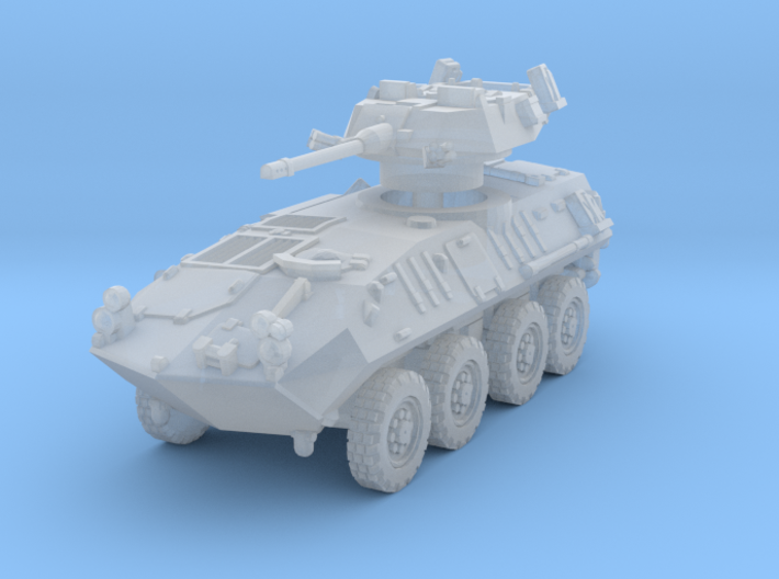 LAV 25 scale 1/144 3d printed