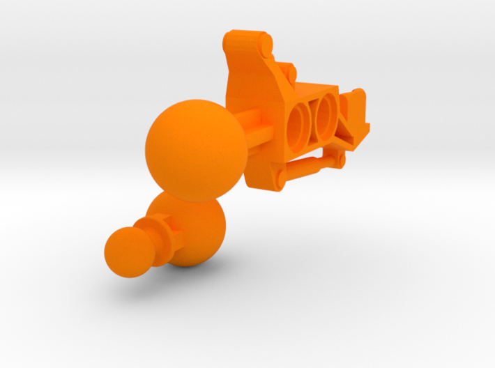 Articulated Mata Arm 1 3d printed