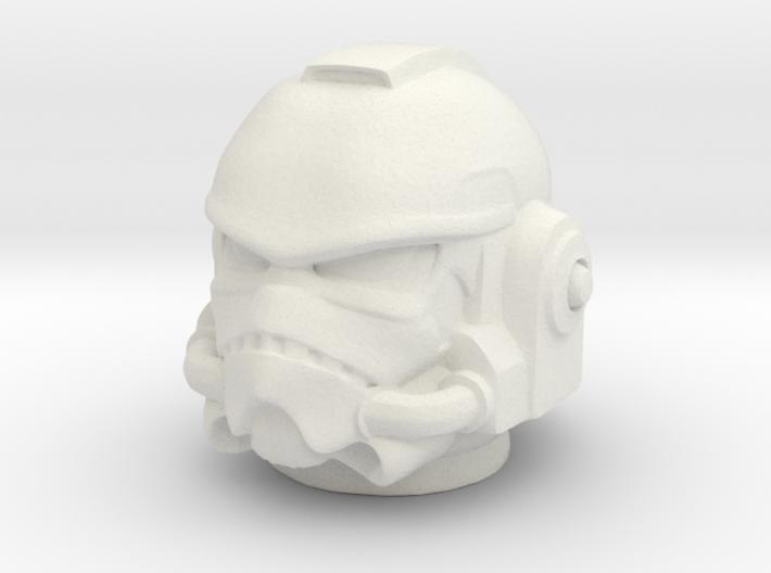 stormarine helmet 3d printed