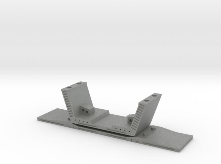 HO/1:87 Precast concrete bridge segment kit (small 3d printed