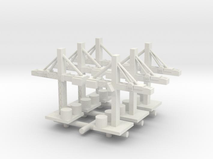Crane x6 3d printed