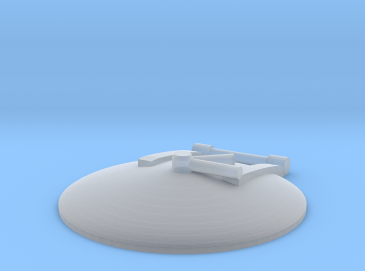 15mm smokebox door 3d printed