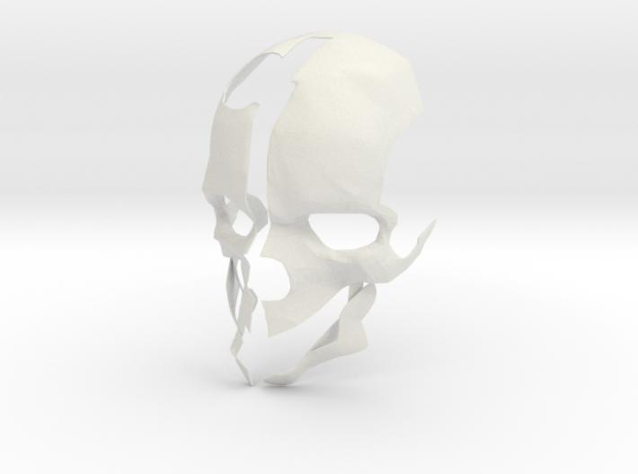 Dishonored: Corvo Attano Mask 3d printed