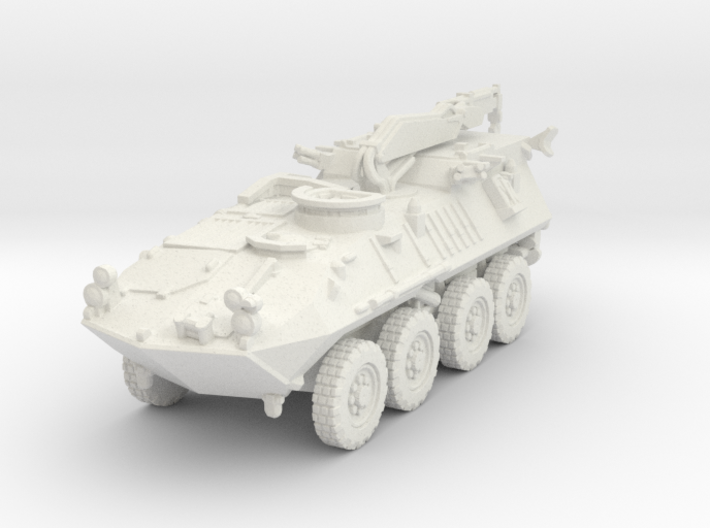 LAV R (Recovery) scale 1/87 3d printed