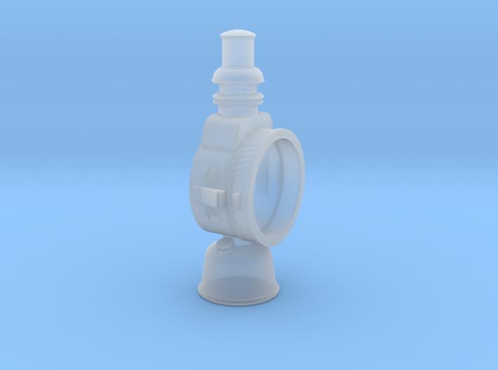 Loklaterne, Petroleum 3d printed