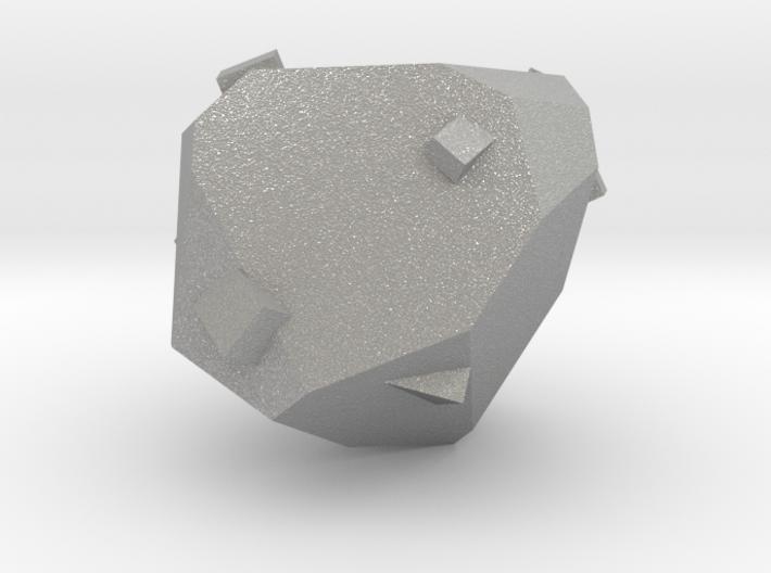 Adamantite Ore 3d printed