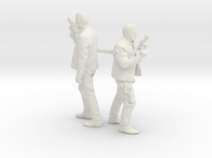 Cosmiton Multiples NML Homme 002 - 1/24 3d printed