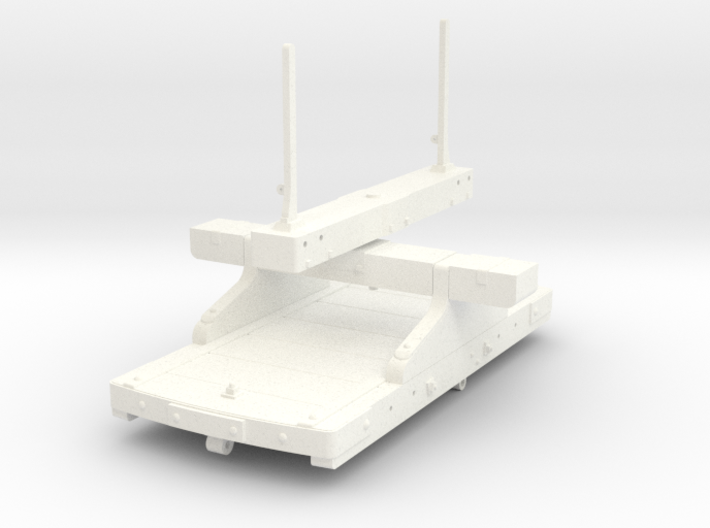 FRB05 - FR Bolster Wagon (Braked) SM32 3d printed