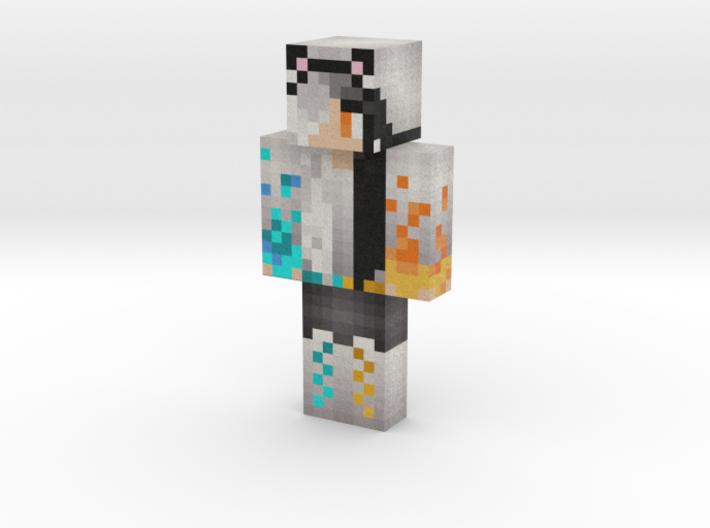 Coneva | Minecraft toy 3d printed
