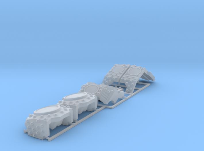 Stud Circle: Redem Full Kit (VIS-Ready) 3d printed