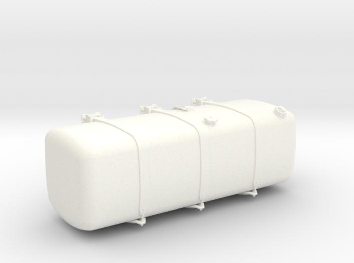THM 00.3163-150 Fuel tank Tamiya Actros 3d printed