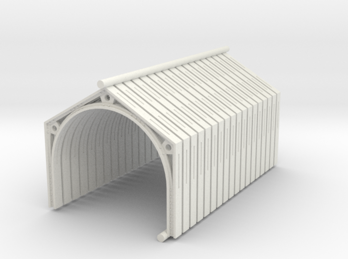 18 x sittingbourne arches scaled 3d printed