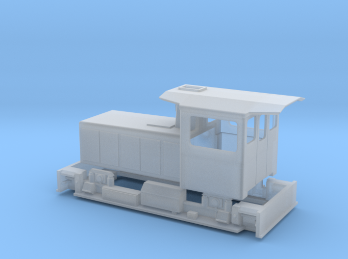 RhB Tmf 2/2 85-90 3d printed