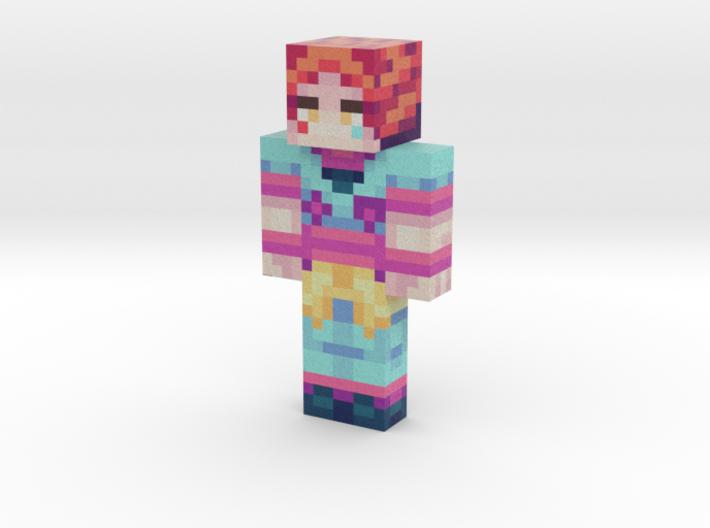 cucurbitas   Minecraft toy 3d printed