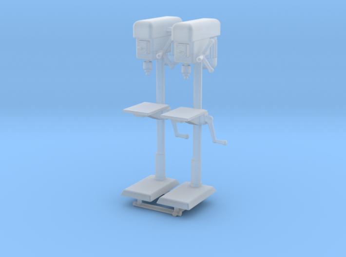 Column drill 1:50 - 2X 3d printed