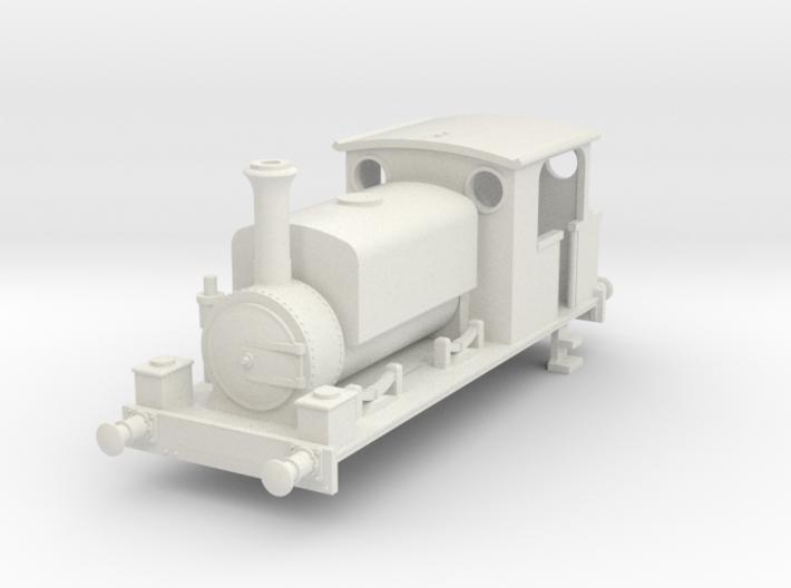 b-76-north-sunderland-mw-bamburgh-loco 3d printed