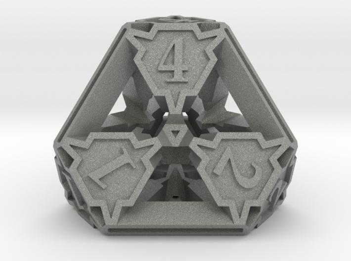 Premier d4 3d printed